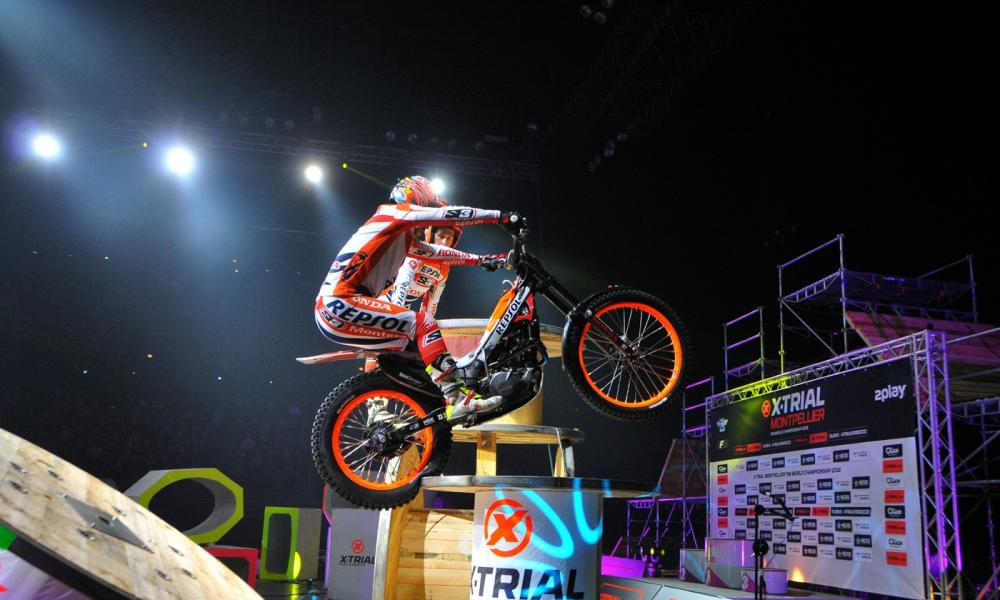 x trial Montpellier 2018